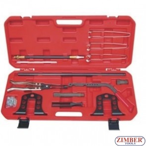 Сглобяема скоба за монтаж и демонтаж на пружини на клапани, ZR-36VSC05 - ZIMBER-PROFESSIONAL