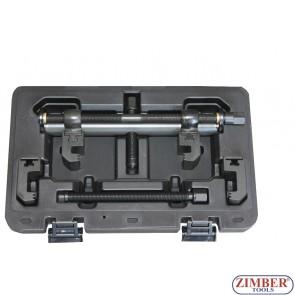 Скоба за демонтаж на пистови шайби за колянов вал, динамо , климатици, водни помпи и др. 40-168mm- ZR-36PFRDP02 - ZIMBER-PROFESSIONAL