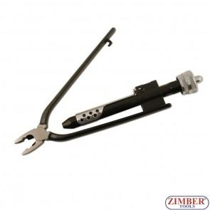 Клещи за навиване на тел 200 mm (1480) - BGS technic