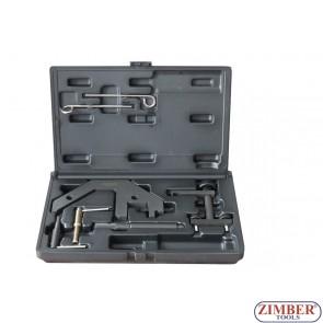 Комплект за зацепване на  двигатели BMW - M47- M57, Land Rover MG Vauxhall-Opel, ZR-36ETTSB12 - ZIMBER-PROFESSIONAL
