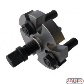 Универсална скоба за демонтаж на шайби и ролки - ZT-04A2240 - SMANN PROFESSIONAL