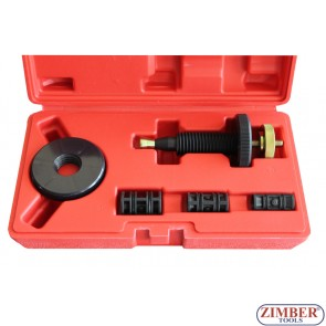 Универсална опашка за съединители, ZT-04B1006 - SMANN TOOLS.