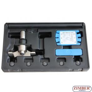 Устройство за измерване на опъна на ремък-универсал- ZR-36ETTS242 - ZIMBER PROFESSIONAL