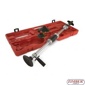 Вакуумен инструмент за изправяне на вдлъбнатини по купето на автомобили - ZR-36VDRK - ZIMBER-PROFESSIONAL