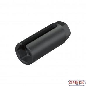 """Вложка за дюзи и датчици - 3/8"""" 22mm  (ZR-41VSS01 ) - ZIMBER-PROFESSIONAL"""