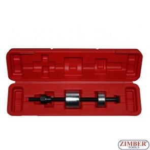 Комплект за монтаж и демонтаж на втулки на заден мост за  окачване VAG  VW-Polo AUDI SEAT- ZT-04B2080 - SMANN-PROFESSIONAL