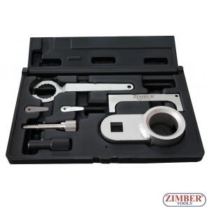 К-т за зацепване на дизелови двигатели VW 2.4, 2.5 - ZIMBER-PROFESSIONAL-ZR-36ETTS129