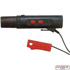 Стробоскоб Самозахранващ  (на батерии) ZR-39TLSP - ZIMBER PROFESSIONAL