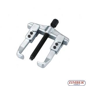 Скоба за лагери двураменна 80mm, ZR-36UP2080 - ZIMBER-TOOLS