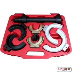 К-т телескопични скоби за демонтиране на пружини (макферсон) (ZT-04027) - SMANN  PROFESSIONAL