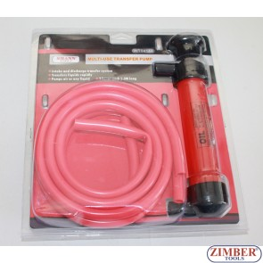 Oil Suction Pump  (ZT-04144) - SMANN TOOLS