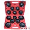 К-т чашки за маслен филтър 15 части - ZT-04017 - SMANN-PROFESSIONAL