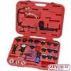 К-т за проверка на херметичността на радиатори 25 части (ZL-1005F-25) - ZIMBER