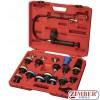 К-т за проверка на херметичността на радиатори 21 части - ZIMBER