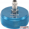 Адаптер за проверка на херметичността на радиатори за камиони MAN L 2000, TGF (9514-7) - BGS-PROFESSIONAL
