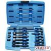 К-т за изваждане електроди на скъсани свещи M8 & M10 - ZT-04A6030 - SMANN TOOLS.