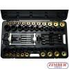 Хидравличен комплект за монтаж и демонтаж на шарнири, втулки, лагери, семеринги - ZR-36SSRS - ZIMBER - PROFESSIONAL