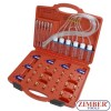 Комплект за тестване на дюзи - диагностика на Common Rail 6 инжектори, ZR-36FMCRAS - ZIMBER-PROFESSIONAL