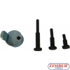 Mounting Tool Set For flexible multi ribbed belts For Fiat/Ford/Lancia/Mazda/Peugeot ZR-36MTSFMRB01 - ZIMBER TOOLS.