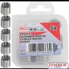 Втулки за възстановяване на резби M20 x 1.5 mm 5 бр. (9434-1) - BG-PROFESSIONAL