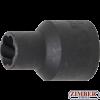 "Вложка екстрактор за отвиване на повредени болтове и гайки 1/2"" 10 mm (5266-10) - BGS-PROFESSIONAL"