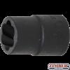 "Вложка екстрактор за отвиване на повредени болтове и гайки 1/2"" 14 mm (5266-14) - BGS-PROFESSIONAL"