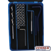 Комплект за възстановяване на резби M7 x 1.0 29 бр, (9431) - BGS technic